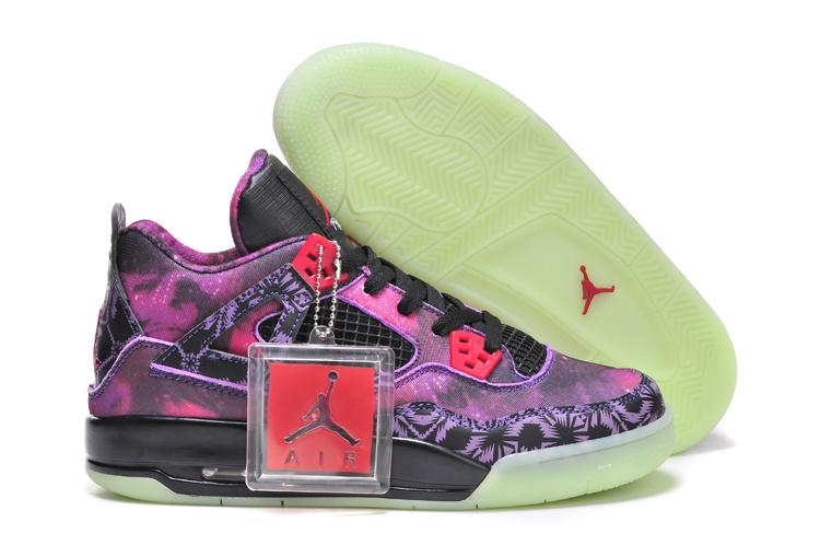 taille 40 f02d6 d29a8 Air Jordan 4 Femme Homme Jordan air jordan retro 4 femme ...