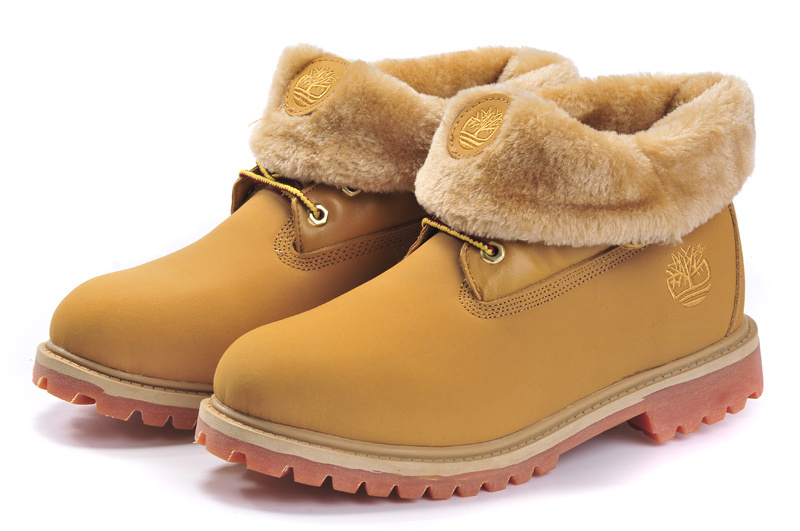 Timberland Roll top Femme Homme Chaussure Timbaland