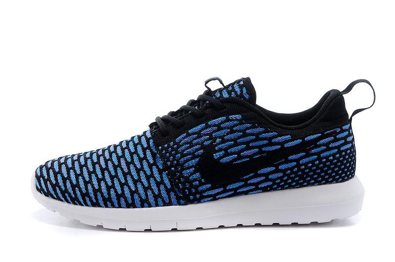 grande vente a2b35 e4fc7 Nike Flyknit Roshe run Homme NEW Nike Flyknit Rosherun Roshe ...