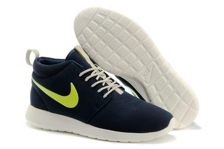 prix compétitif 94a20 ada6f Nike Roshe Run High Homme nike roshe run pas cher by ...