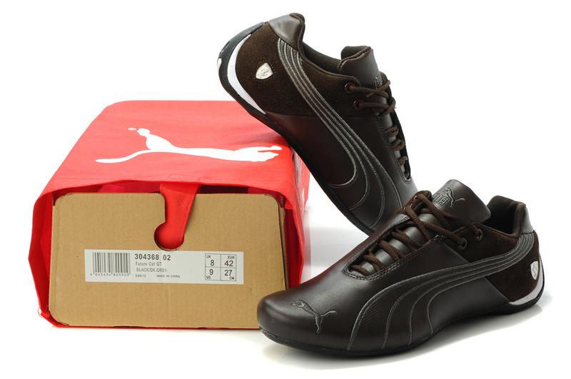 49f25d8cced Chaussures puma Homme Puma Speed Cat Kiss femmes Cuir Noir Noir Achat