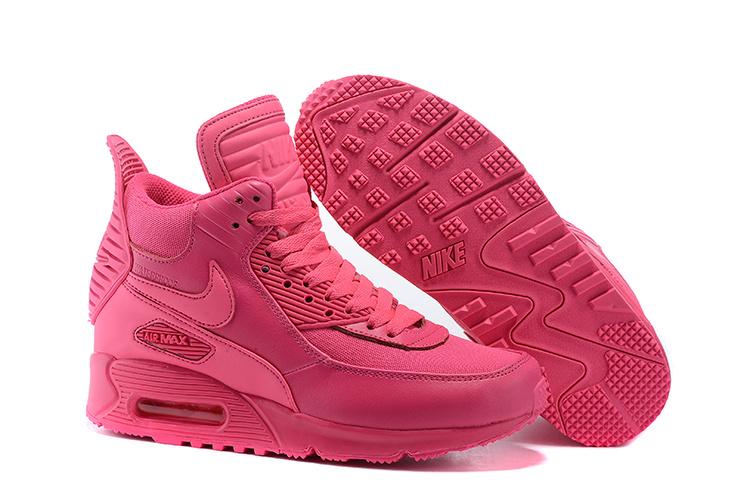 Nike Femme Air Max 90 Winter sneakerboot Air max90 homme Achat Vente pas  cher Soldes d'hiver dès