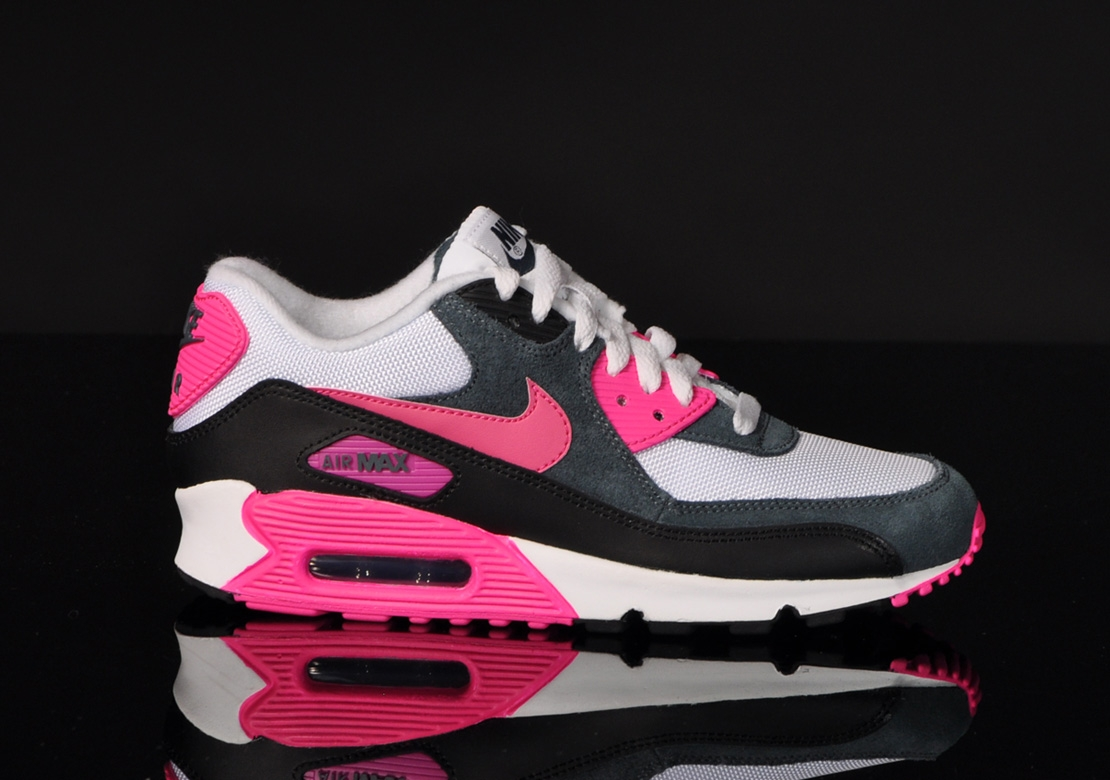 best sneakers 53704 949e9 ... denmark nike air max 90 essential femme rose noir 343f6 60fa6