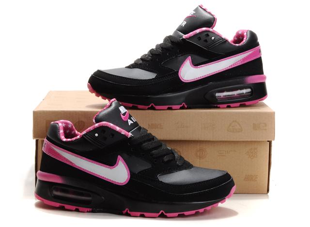 sports shoes f7208 3b17c air max bw noir et rose,Prix Pas Cher Nike Air Max Classic BW Femme France  Boutique